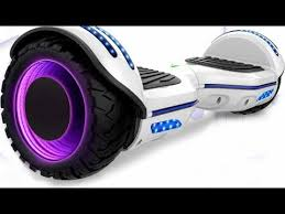 E Star <b>Mega Motion Hoverboard</b> 6 5 Motore 700W - YouTube