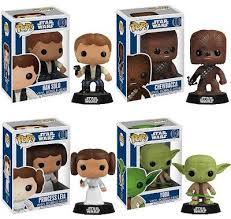 Star Wars <b>Pop</b>! Vinyl Bobble Heads Series 1 by <b>Funko</b> - <b>Han Solo</b> ...