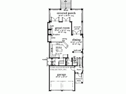 Eplans Cottage House Plan   Key West Conch Style   Square    Level