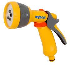 <b>Пистолет</b>-<b>распылитель Hozelock 2676 5</b> режимов( Multi Spray+ ...