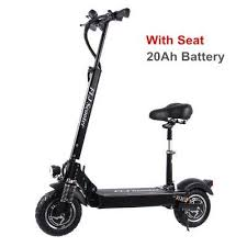 <b>FLJ T11 2400W Dual</b> Motor Electric Scooter with two 10inch engine ...