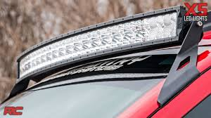 52-<b>inch Curved</b> X5 Series <b>LED Light Bar</b> by Rough Country - YouTube