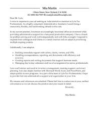 sample cover letters administrative assistant positions sample cover letters administrative assistant positions administrative cover letters sample letter best administrative assistant