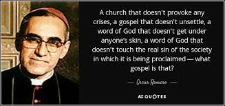 Image result for oscar romero