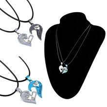 Compare prices on <b>Necklace Couple</b> for Two - shop the best value ...