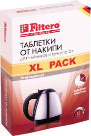 <b>Средство от накипи Filtero</b> Арт.609 купить в интернет-магазине ...