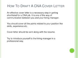 Certified Nursing Assistant Cover Letter  professional cna resume samples