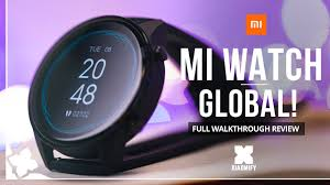 <b>Xiaomi Mi Watch</b> global! - Full walkthrough review [xiaomify ...