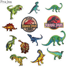 <b>Prajna</b> Dragon Wings Dinosaur <b>Jurassic World Patch</b> Applique ...