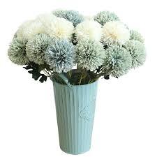 2019 <b>Artificial Flowers</b> Dandelion <b>Silk Hyacinth Flower</b> 7CM For ...