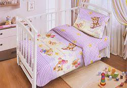 <b>Комплект постельного белья</b> Fun <b>Ecotex</b> Друзья коричневый/белый