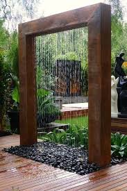 7 soothing diy garden fountains notey search awesome modern landscape lighting design ideas bringing