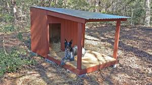 DIY Attempt  Country Dog House   PorchCountry Dog House   Porch