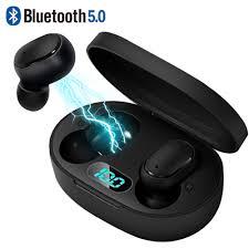 MODOSON Bluetooth <b>Wireless Earphone A6L</b> TWS LED Display ...