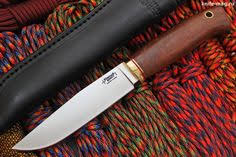 <b>Туристический нож</b> Компаньон D2, рукоять орех