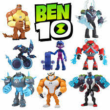3-4 лет экшн-<b>фигурка BEN 10</b> семейство персонажей фигурки тв ...