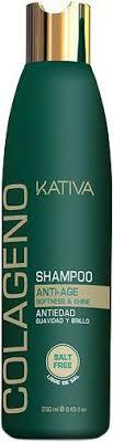 Kativa <b>Коллагеновый шампунь для всех</b> типов волос COLAGENO ...
