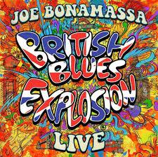 <b>Joe Bonamassa</b> - <b>British</b> Blues Explosion Live (2018, CD)   Discogs