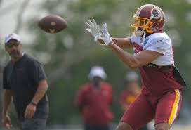 Jordan Reed is finally healthy again, and the Redskins need it to ...