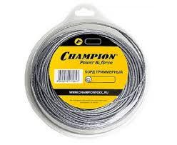 <b>Леска Champion</b> Aluminium <b>3.0мм</b>*280м круглая+ нож C7038 ...