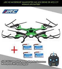 <b>JJRC H31 Waterproof</b> Quadcopter 2.4G 4CH Drone or 4pcs 3.7V ...