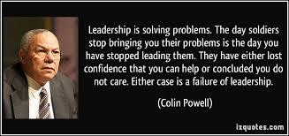 Colin Powell Military Leadership Quotes. QuotesGram via Relatably.com