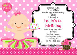 doc first birthday invitation template first birthday invitations birthday invite samples invite card ideas first birthday invitation template