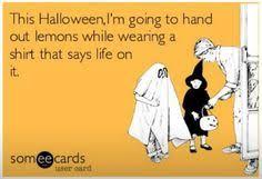 Halloween Quotes on Pinterest | Happy Halloween, Vintage Halloween ...