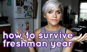 how to survive freshman year of college