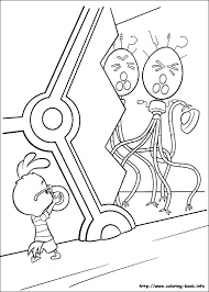 Small Picture Chicken Little coloring pages on Coloring Bookinfo