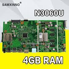 <b>X541SA N3060 CPU 4GB</b> RAM mainboard For ASUS X541 X541S ...