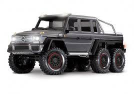 <b>Радиоуправляемая машина TRX</b>-<b>6</b> Mercedes-Benz G 63 AMG 6x6 ...