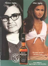 Even Williams Kentucky Straight Bourbon Whiskey; Old Evan Williams Distillery; 2002 - Kapellevanwilliams