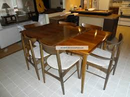 Stanley Furniture Dining Room Mid Century Modern Dining Table Vintage Mid Century Modern Walnut