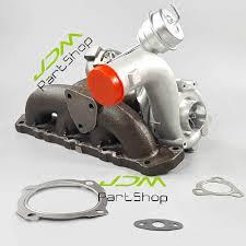 Billet Turbocharger F21T Bolt On <b>Exhaust Manifold Fit</b> Audi A3 TT ...