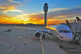atlanta s thriving air transportation industry employment and image