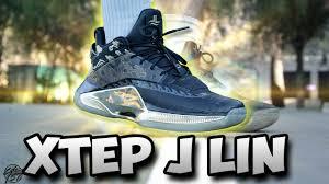 <b>XTEP</b> Levitation 4 Performance Review! <b>Jeremy Lin's</b> Signature ...