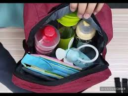 <b>Insular Diaper Bag</b> - YouTube