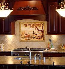 tile murals kitchen backsplash tile mural for kitchen reliscocom kitchen tile murals  vineyard kitche