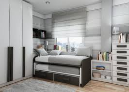 Small Grey Bedroom White And Grey Bedroom Designs Fascinating Small Bedroom Storage
