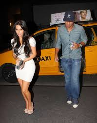Pictures of Kim Kardashian on a Date With Miles Austin and