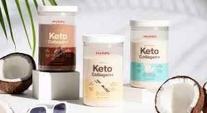 <b>Keto</b> Collagen+ - <b>Collagen</b> Peptides & Pure C8 MCT Oil Powder ...