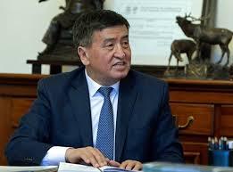Картинки по запросу Премьер-министр Кыргызской Республики Сооронбай Жээнбеков фото