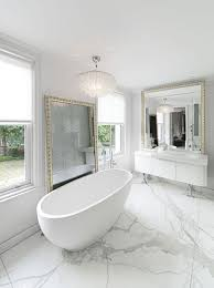 white bathroom floor: collect this idea  marble bathroom design ideas
