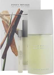 Issey Miyake L'Eau D'Issey Gift Set for Men ... - Amazon.com