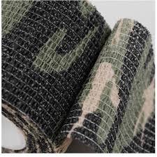 : 4.5M Outdoor Military Camo Form <b>Non</b>-<b>woven Self</b>-<b>adhesive</b> ...
