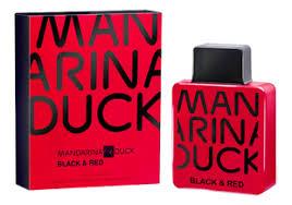 <b>Mandarina Duck Black</b> & Red купить элитный мужской парфюм ...