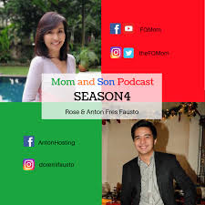 Mom and Son Podcast