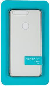 Клип-кейс <b>Huawei PC</b> Case для <b>Honor</b> 8 silver — купить по лучшей ...