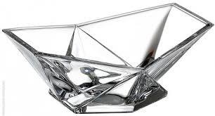 Купить <b>Салатник Crystalite Bohemia</b> «<b>Оригами</b>», 22 см./Тарелки ...